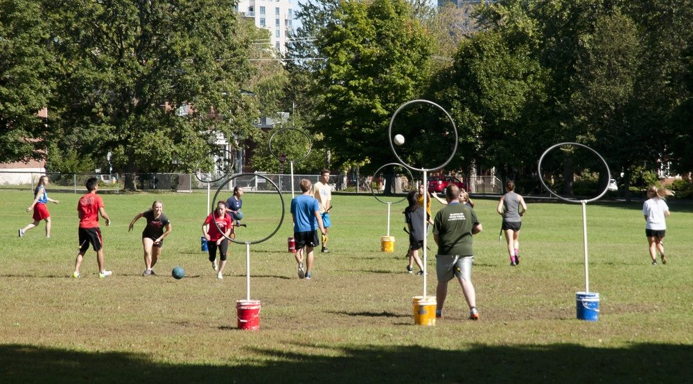 Vancouver Quidditch team will teach you how to catch that Snitch