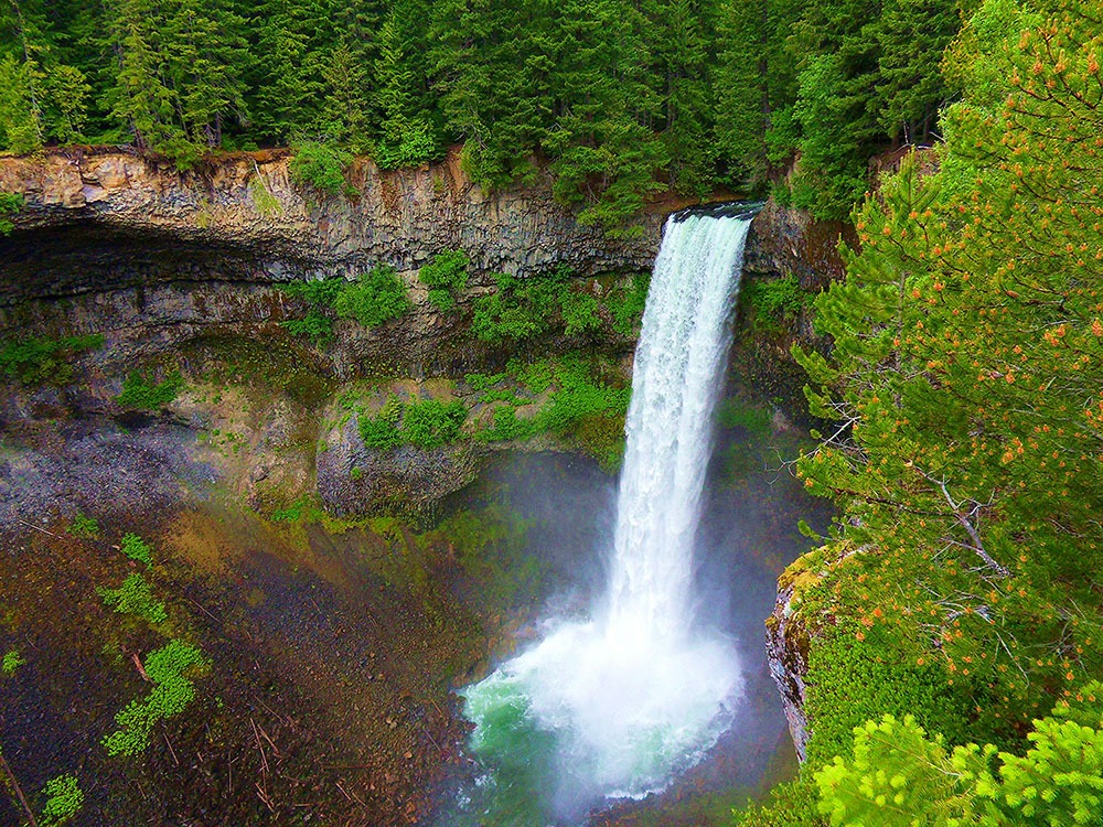 Brandywine Falls (Jennifer C/Flickr)