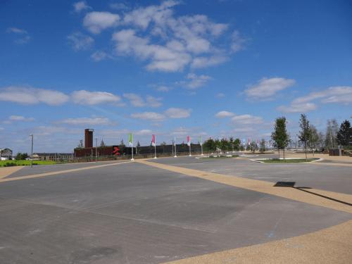 Queen Elizabeth Olympic Park / Flickr