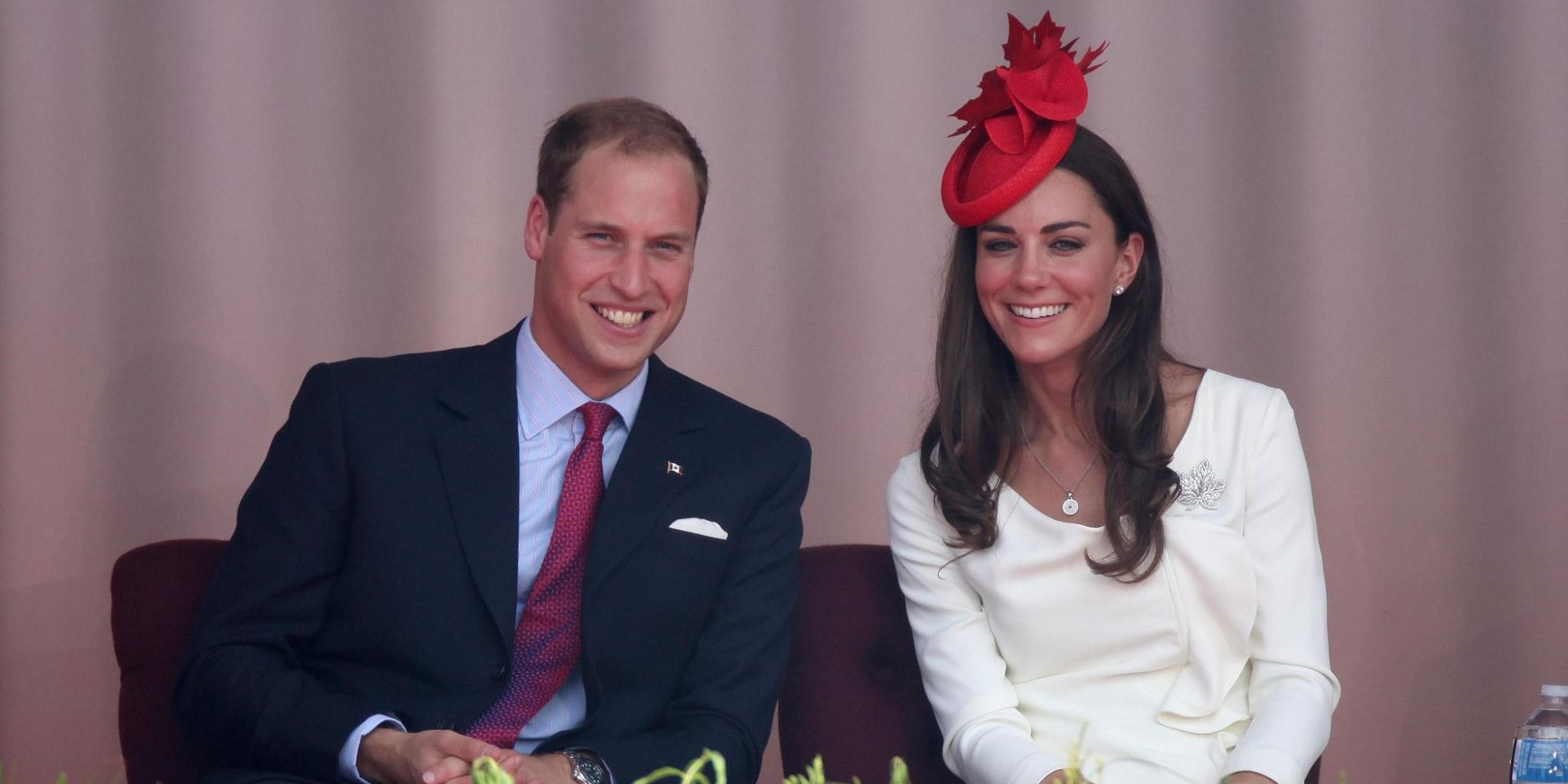 Prince William and the Duchess of Cambridge are coming to BC