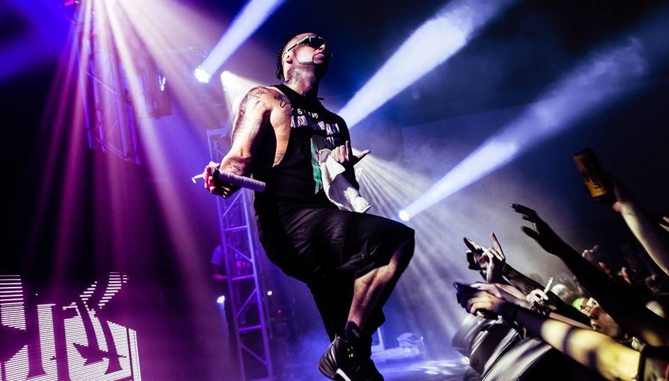 Riff Raff The Peach Panther Tour Vancouver 2016