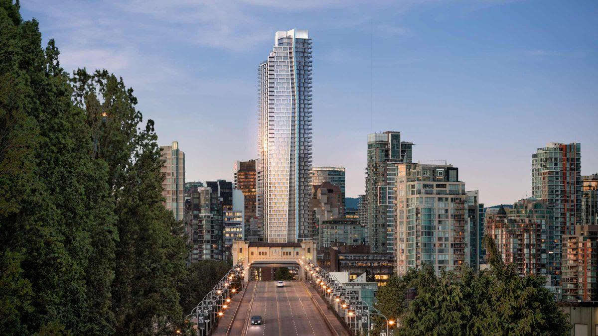 One Burrard Place