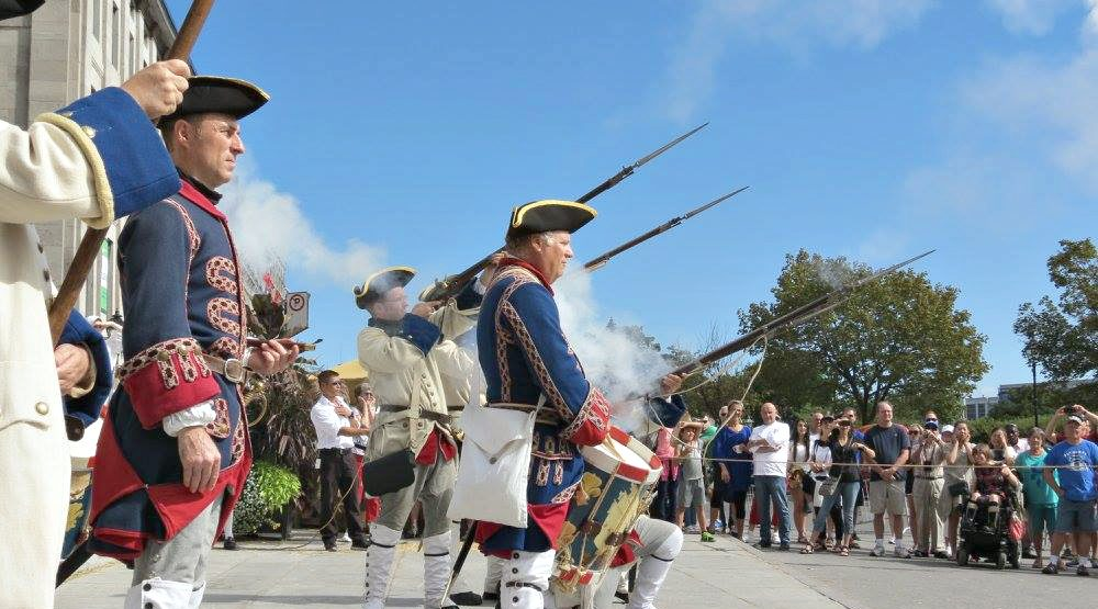 Everything you need to know about Montreal's 18th Century Festival