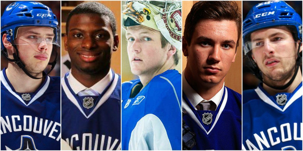 Canucks prospects have a lot to prove next season