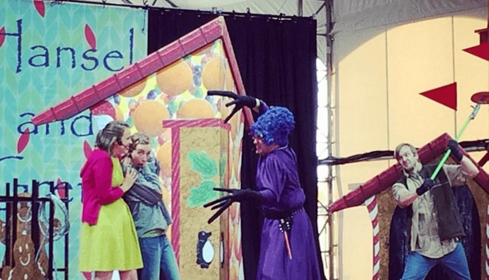 Opera in the village