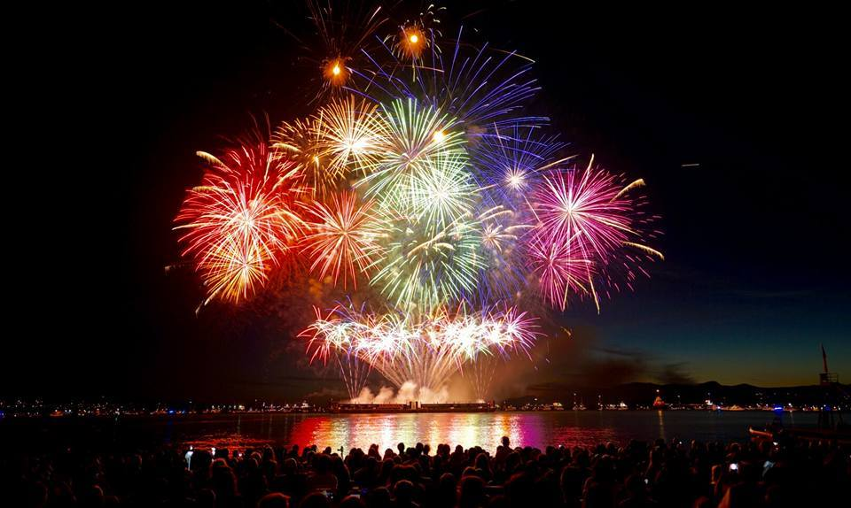 Celebration of light australia