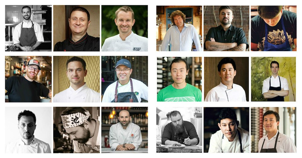 EAT! Vancouver 2016 participating chefs