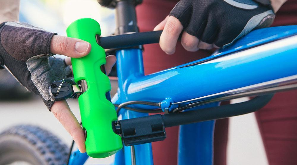 Bike lock olexander kozak shutterstock