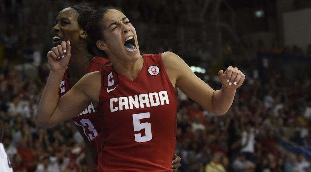 Canada to compete in 5 team sports at Rio 2016 Olympics