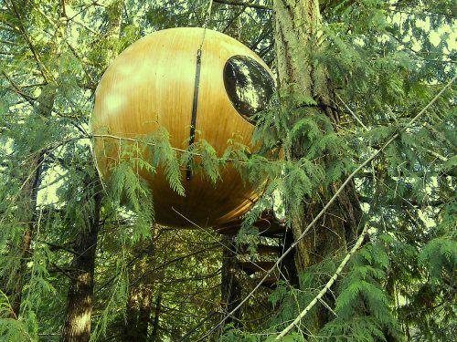 Image: Free Spirit Spheres
