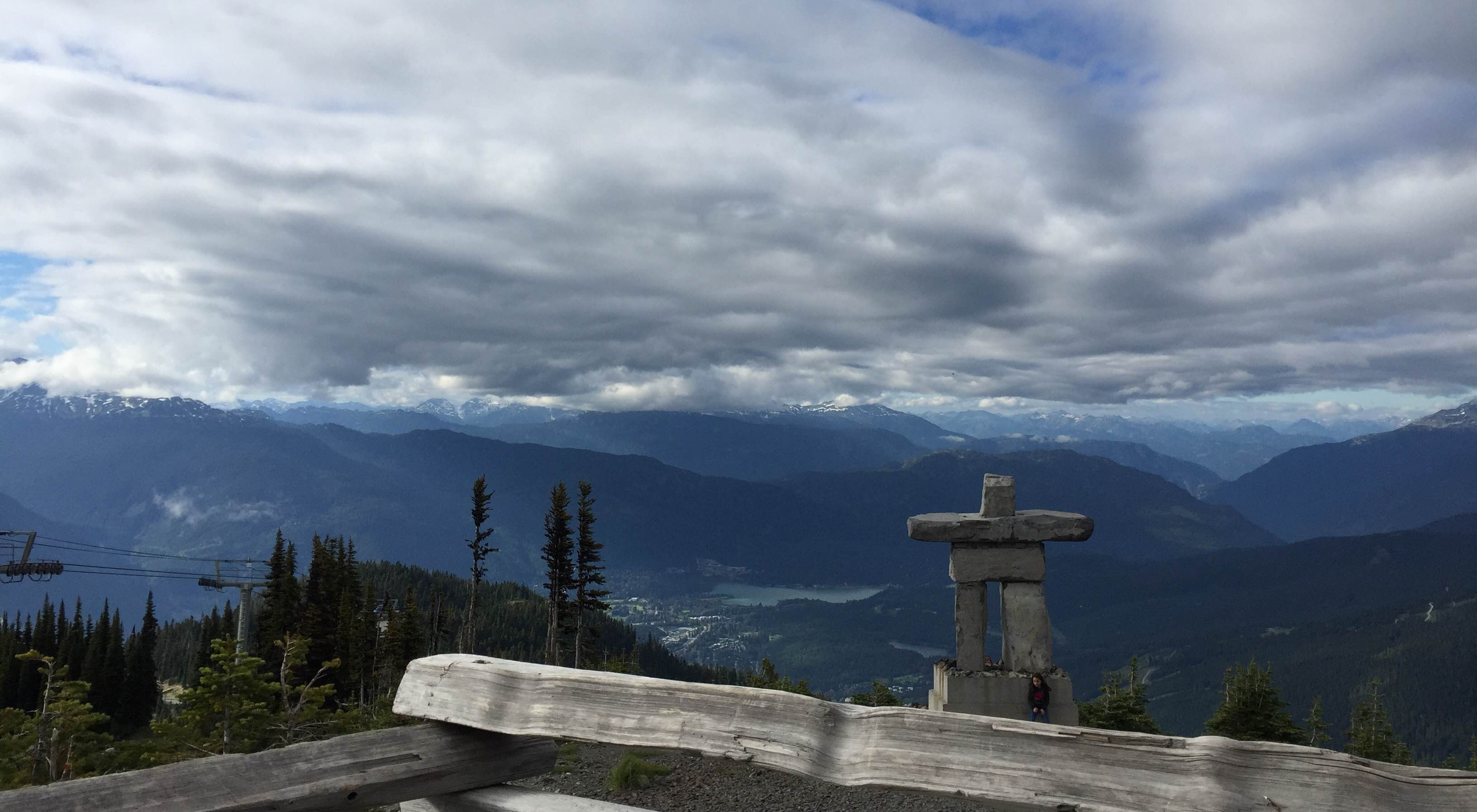 Eat your heart out at Whistler's Mountain Top BBQ Series