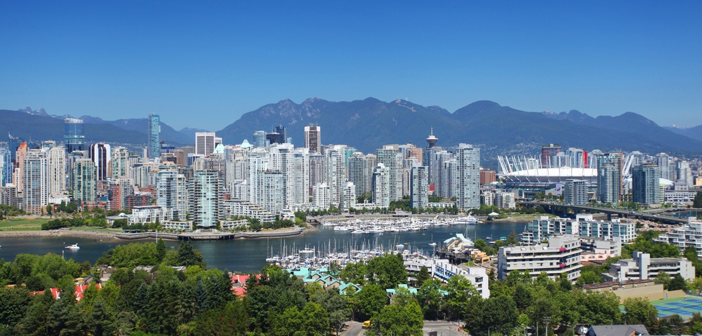 Vancouver/Shutterstock