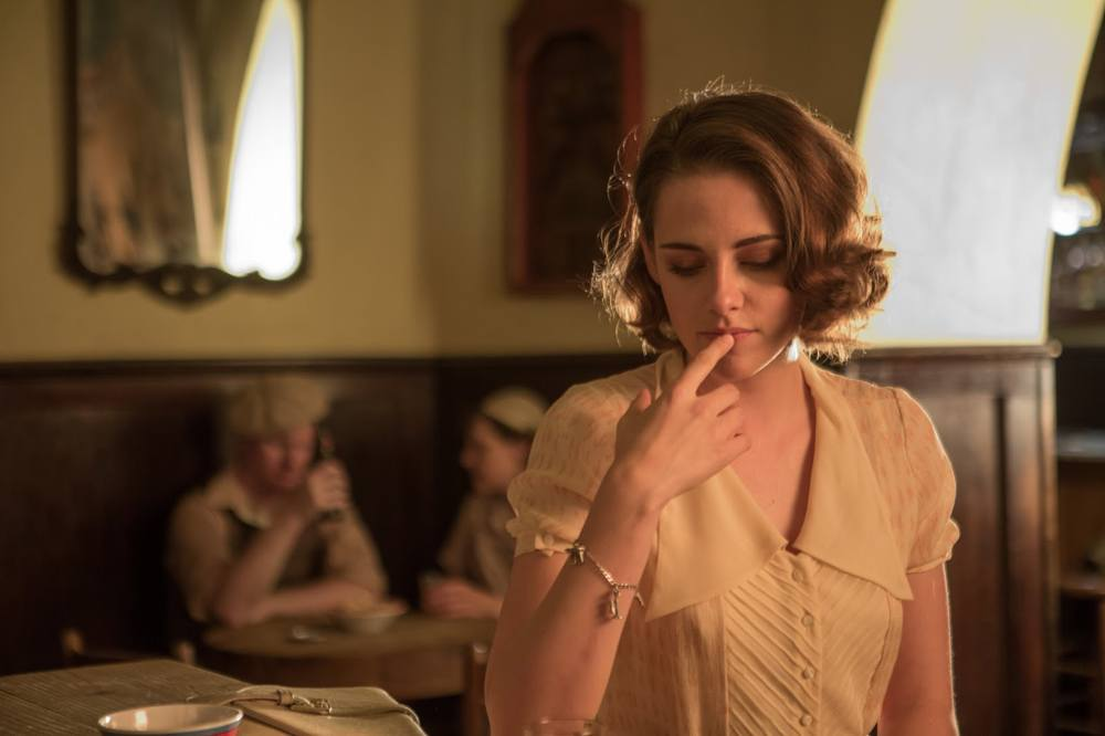 Movie Review Cafe Society starring Kirsten Stewart, Daily Hive 2016