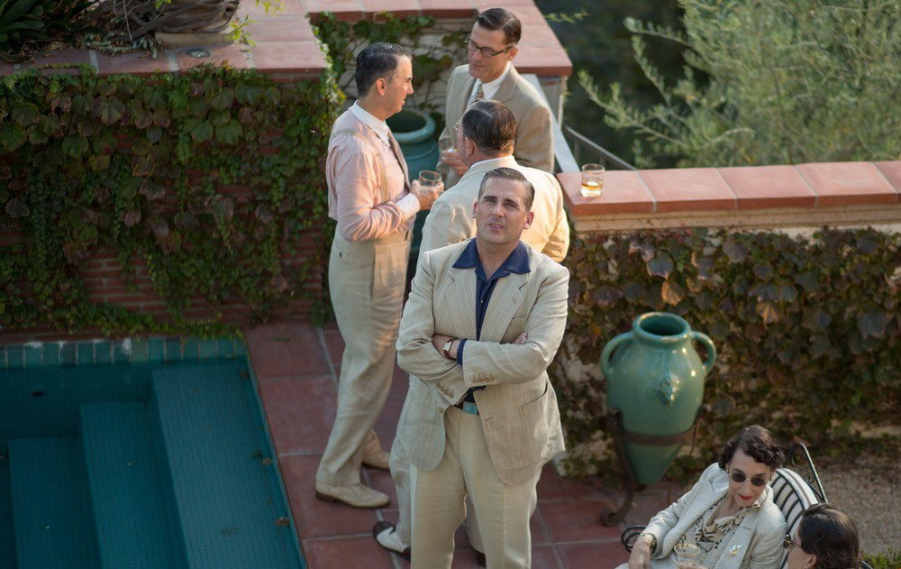 Movie Review Cafe Society Steve Carell