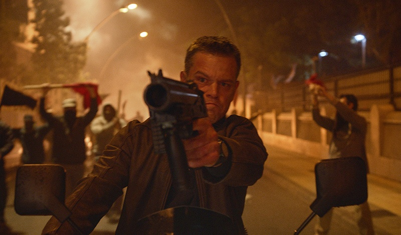 Film Review Jason Bourne by Dan Nicholls 2016