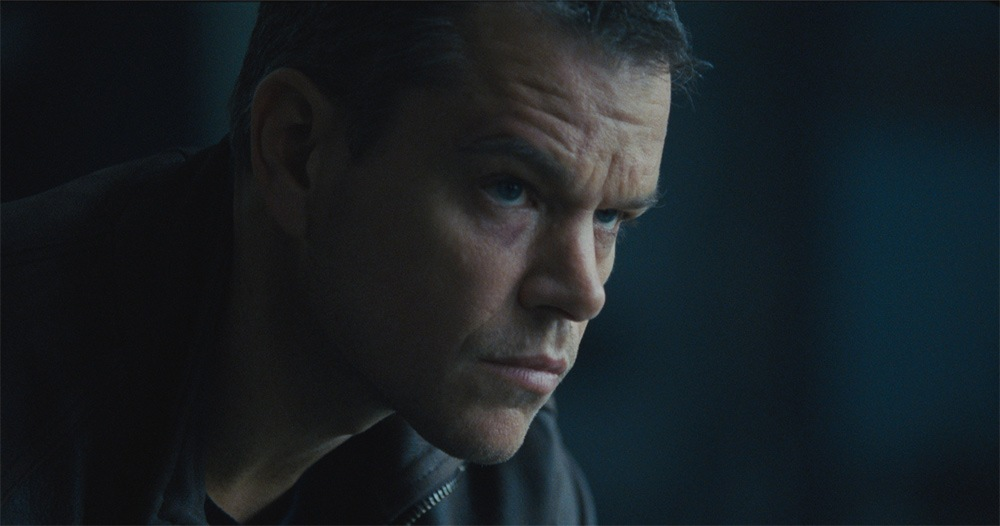 Movie Review, Jason Bourne, Matt Damon