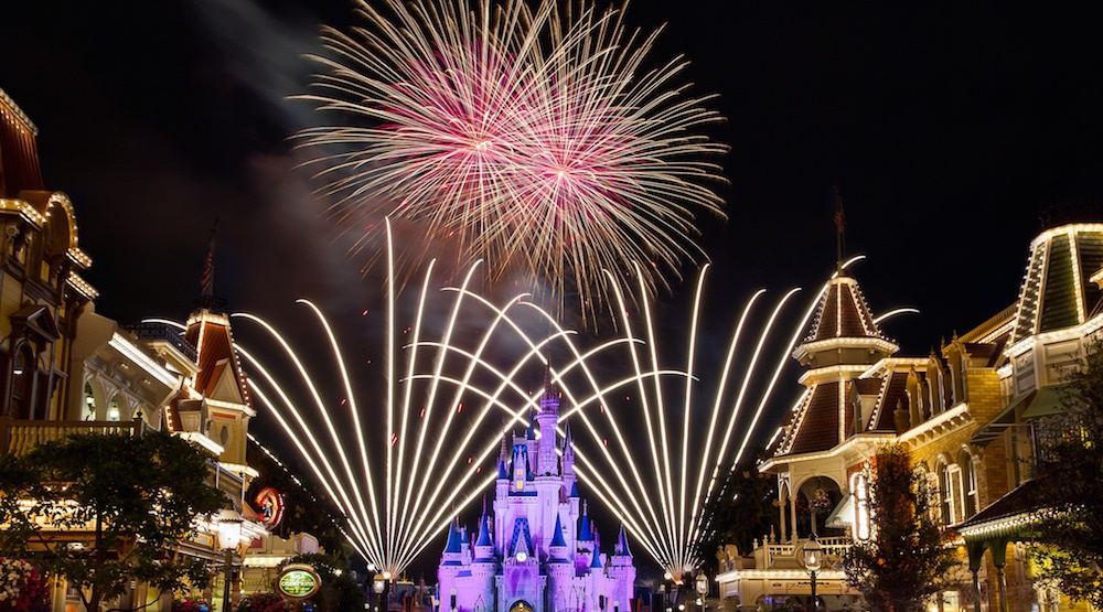 Disney music extravaganza for Honda Celebration of Light fireworks on Saturday