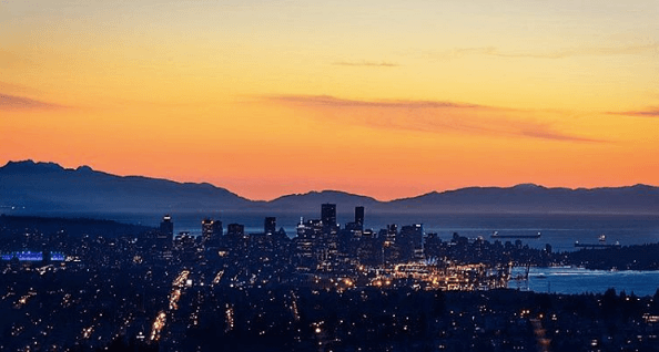 19 photos of last night's gorgeous Vancouver summer sunset