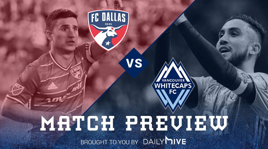 Match Preview: Whitecaps FC finish the Texas two-step
