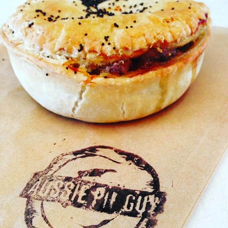 Aussie Pie Guys pies will be at the YVR Food Fest this year (YVR Food Fest/Facebook)