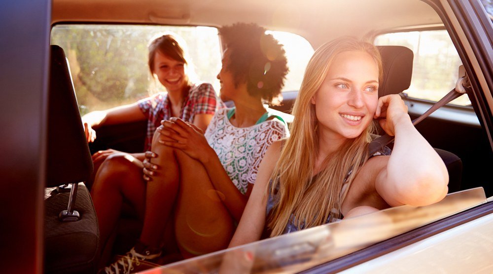 Road trip friends girls
