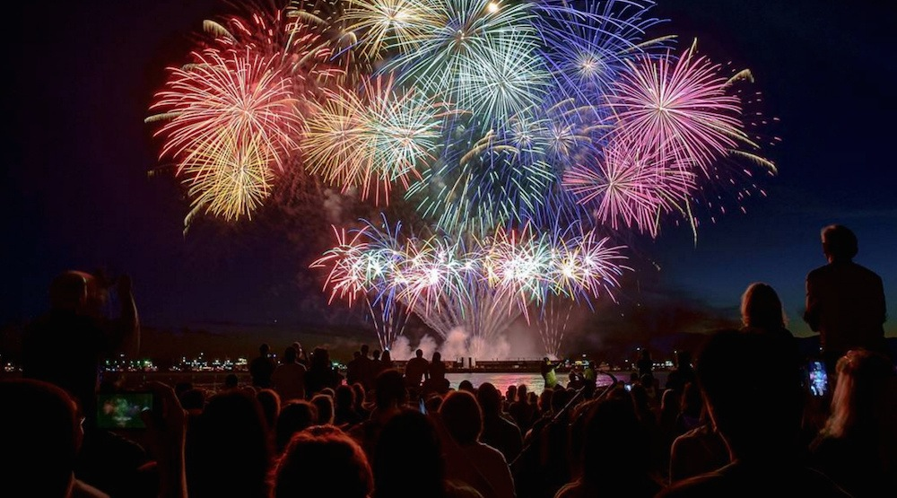 8 best places to watch the Honda Celebration of Light fireworks