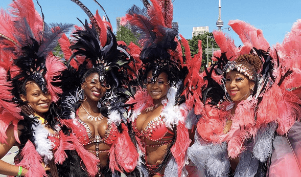 27 amazing photos from the Toronto Caribbean Carnival's Grand Parade