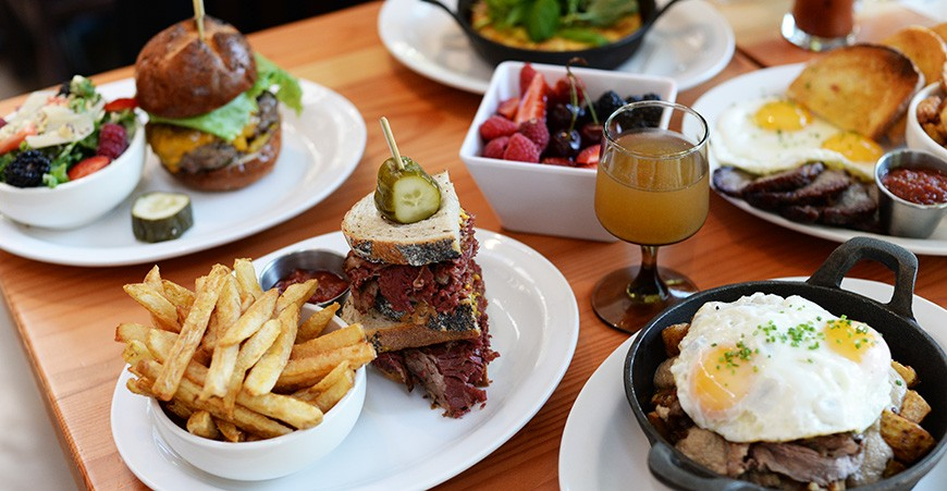 The Ultimate Vancouver Brunch Guide: Timber