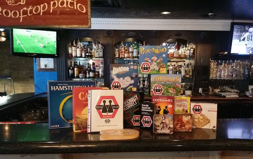 Stay2Play rolls out curated board game menus in Calgary pubs and cafes