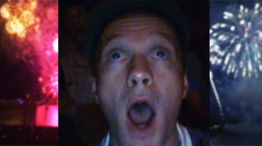 Neil patrick harris fireworks