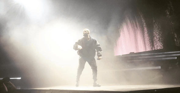 It is happening: Drake and Kanye West are collaborating on an album