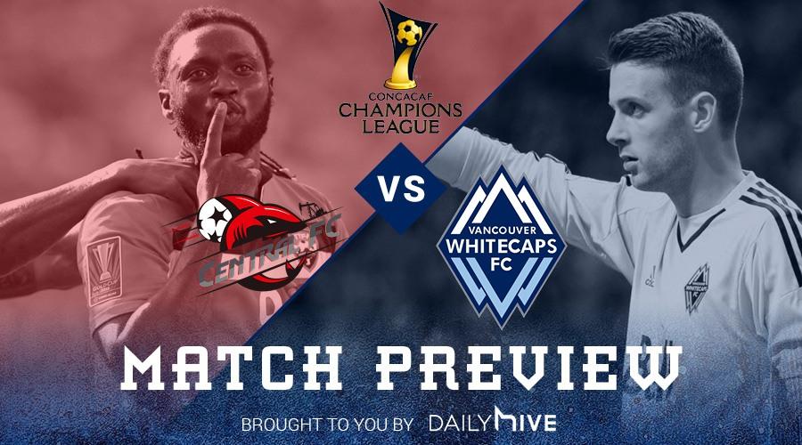 Champions League Preview: Whitecaps FC face Trinidadian powerhouse Central FC