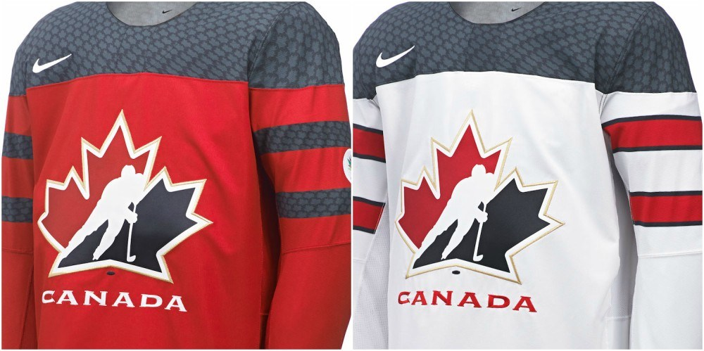 Hockey Canada unveils new jerseys for Team Canada (PHOTOS)