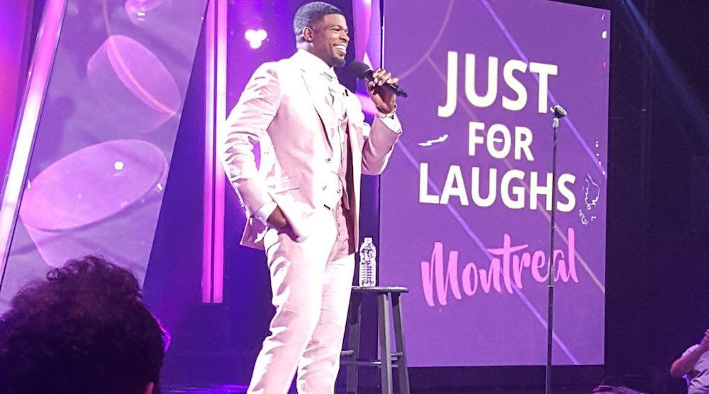 PK Subban raises money for charity in return to Montreal for Just for Laughs Festival (VIDEOS)