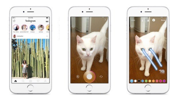 Instagram just added a HUGE new feature that's essentially copying Snapchat