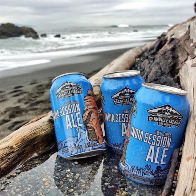 Photo courtesy Granville Island Brewing