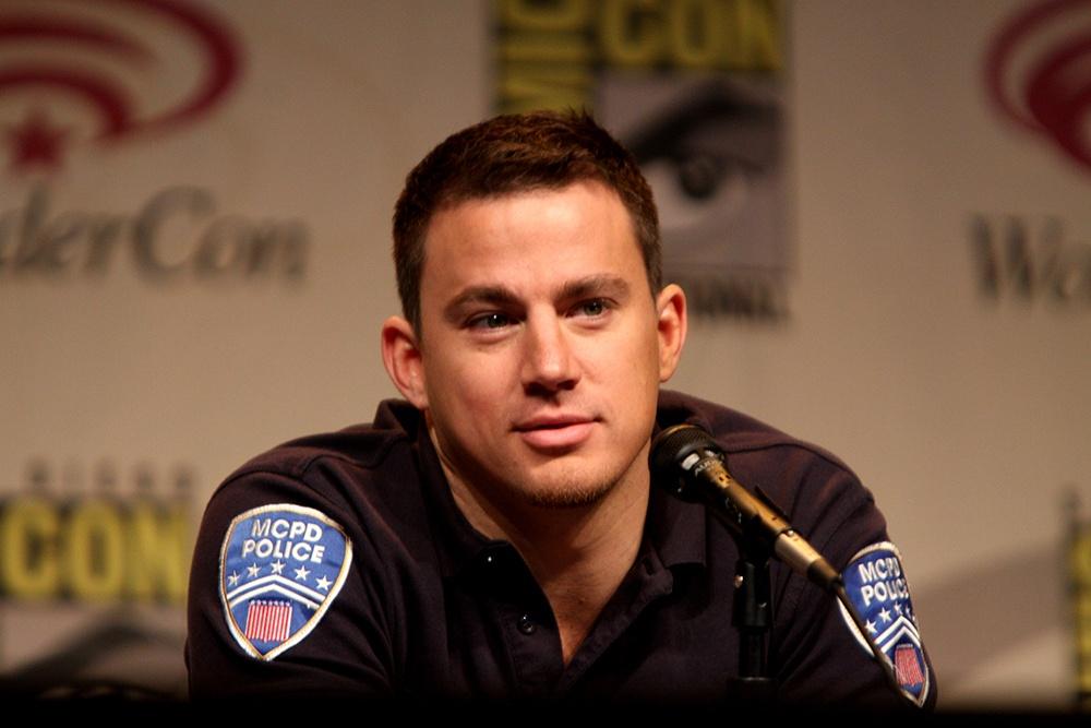 Channing Tatum speaking at the 2012 WonderCon in Anaheim, California (Gage Skidmore/Flickr)