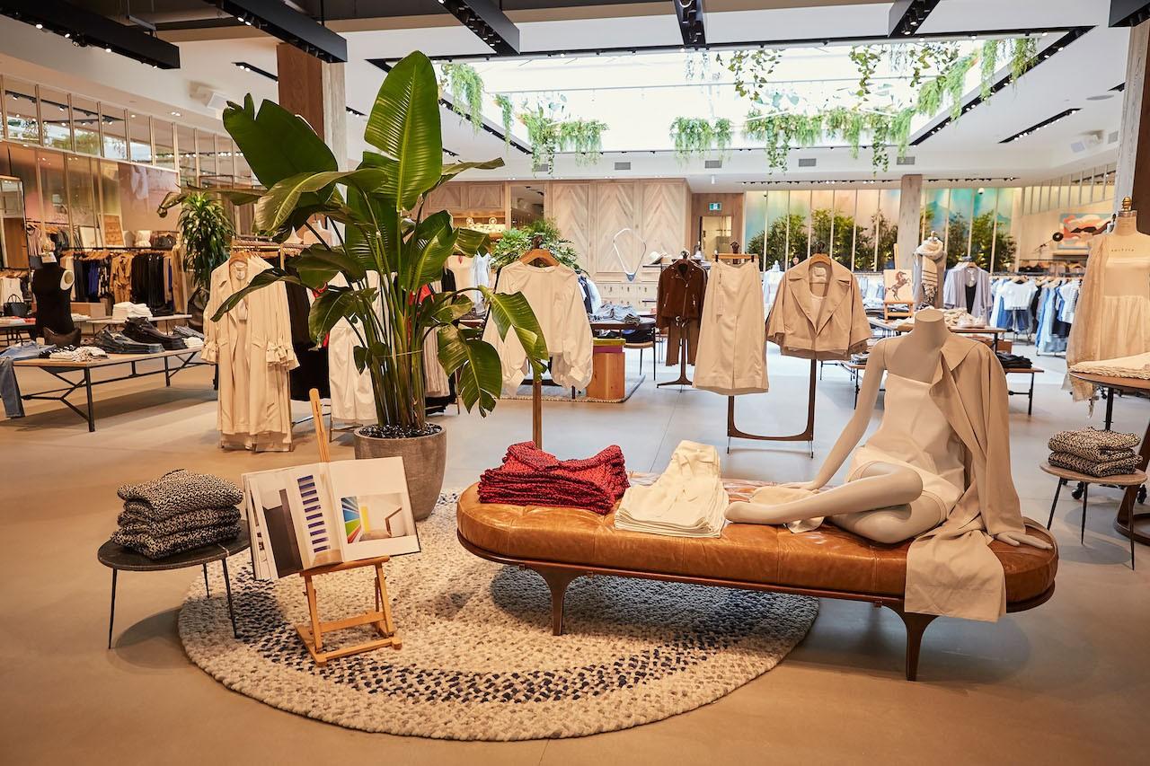 Aritzia 1_Yorkdale boutique