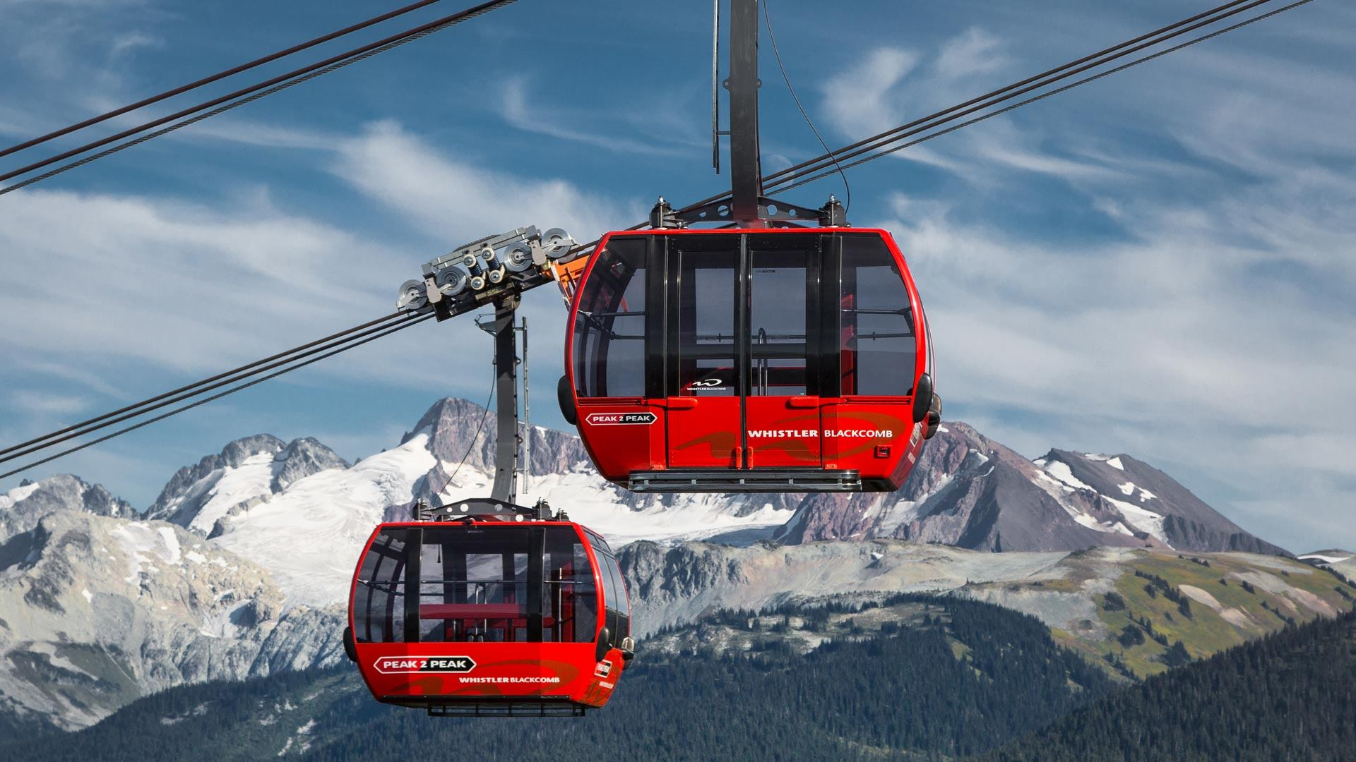 25 things to do at the top of Whistler Blackcomb this summer