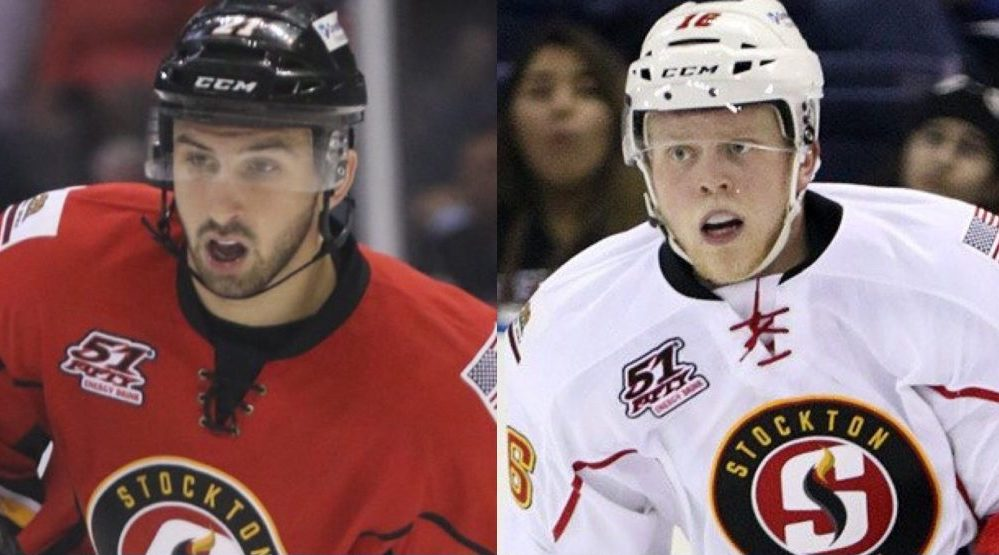 NHL expansion rule will impact Flames rookies