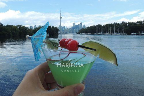 toronto harbour cocktail cruise
