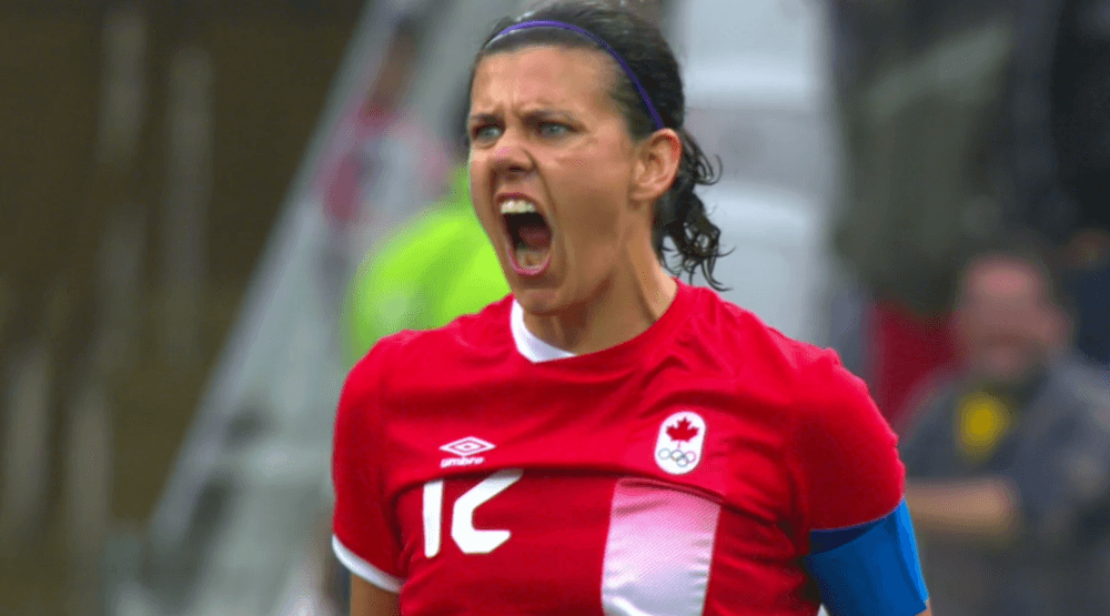 Canada wins 1st game at Rio 2016 Olympics in women's soccer