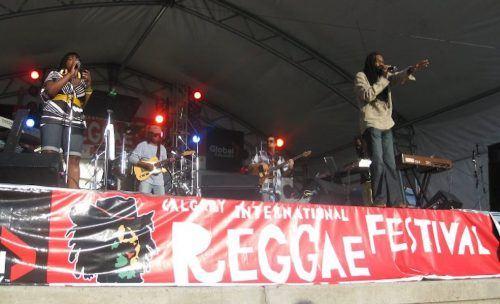 Image: Calgary Reggaefest / Facebook
