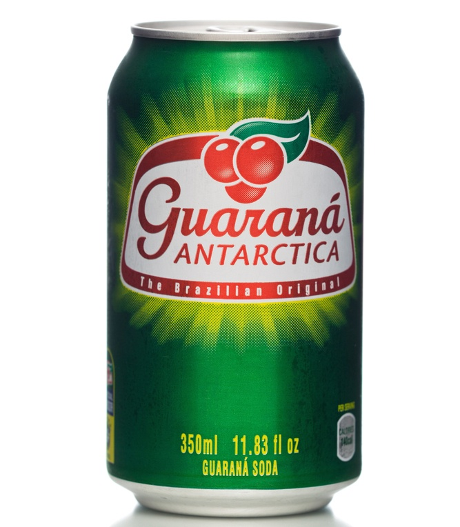 Guaraná Antarctica/Shutterstock
