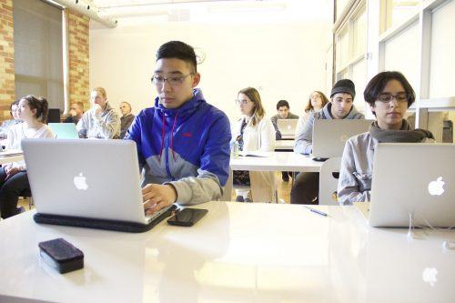Lighthouse Labs class