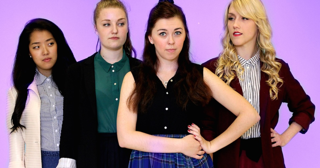 Review: Heathers solid blockbuster musical on a small stage