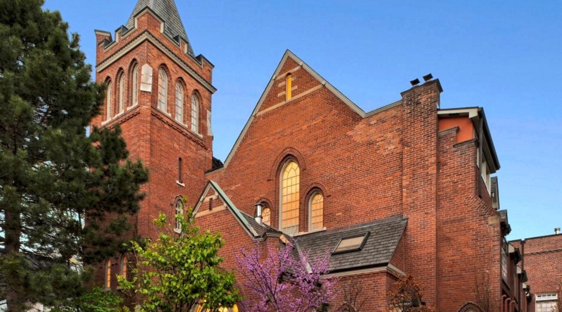 Open House: A fabulous converted church for $3.7M in Summerhill