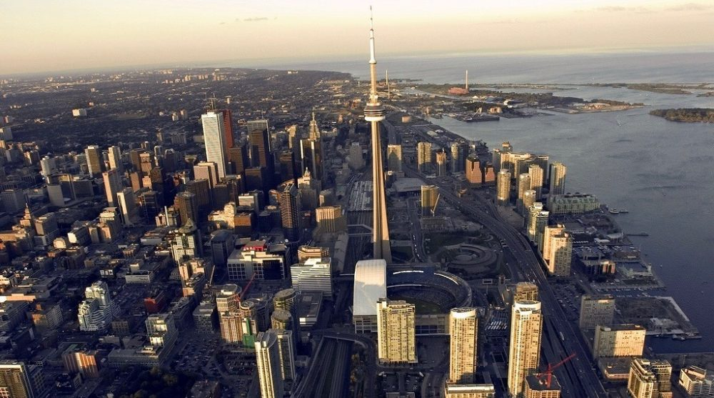 The 21 tallest buildings under construction in Toronto right now