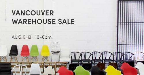 Rove Concepts Warehouse Sale