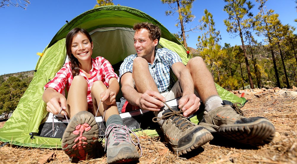 19 first-come, first-served campgrounds around Vancouver